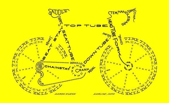 bike parts graphic 60pc